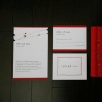 Stationery, white, red, black, Invitations, Cards, Custom, Book, Rsvp, Guest, You, Thank, Contemporary, Beaded, Sleepy hedgehog press