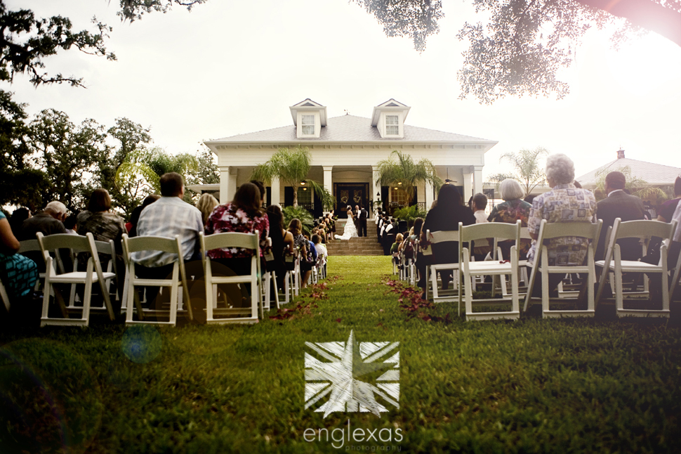 Ceremony, Flowers & Decor, purple, green, The, Englexas photography