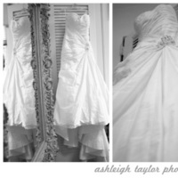 Wedding Dresses, Fashion, blue, dress, Gown, Details, By, Estate, Clarke, Enzoani, Ashleigh taylor photography