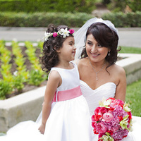 Flowers & Decor, pink, Bride, Flower, Girl, Ashleigh taylor photography