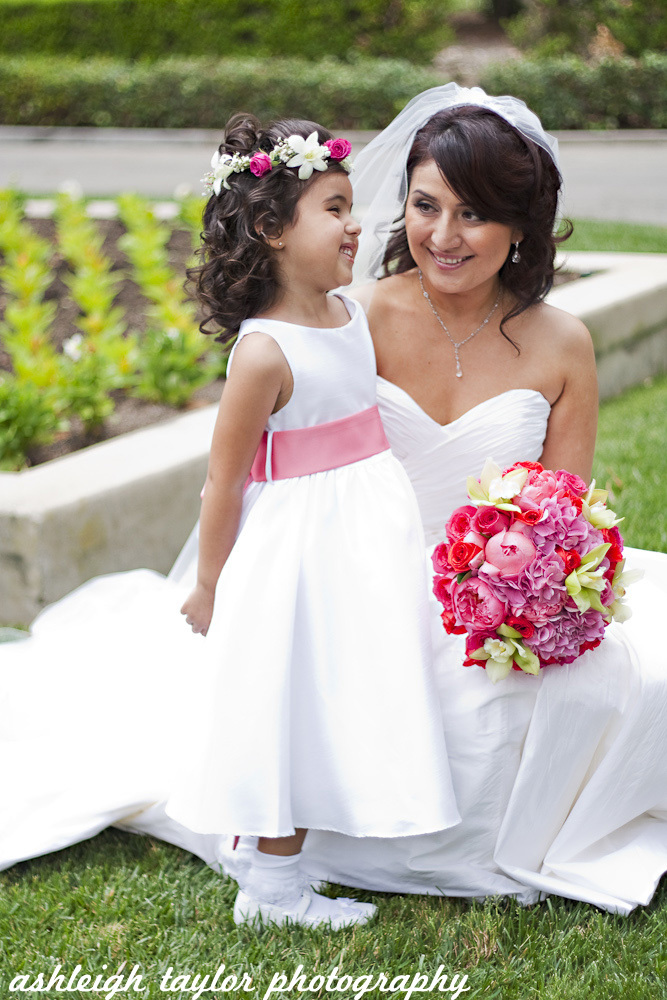 Flowers & Decor, pink, Bride, Flower, Girl, Ashleigh taylor photography