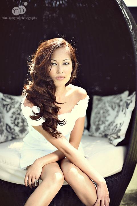 Beauty, Portrait, Hair, Make-up, Mimi nguyen
