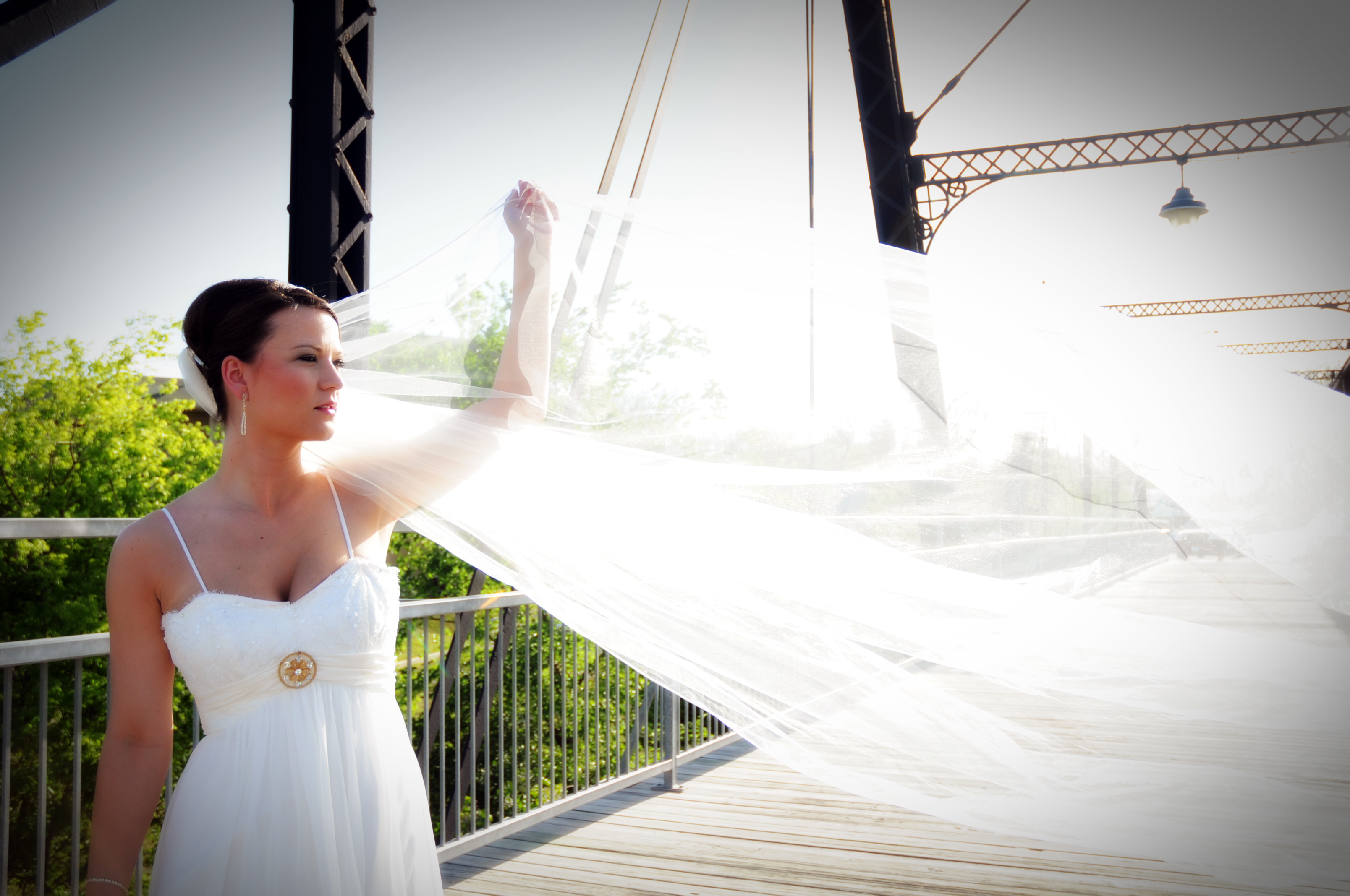 Beauty, Inspiration, Wedding Dresses, Veils, Fashion, dress, Bride, Veil, Hair, Board, Bridge, Wind, Caitlins creations