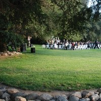Ceremony, Flowers & Decor, Bridesmaids, Bridesmaids Dresses, Fashion, green, Middle ranch, Outdoors