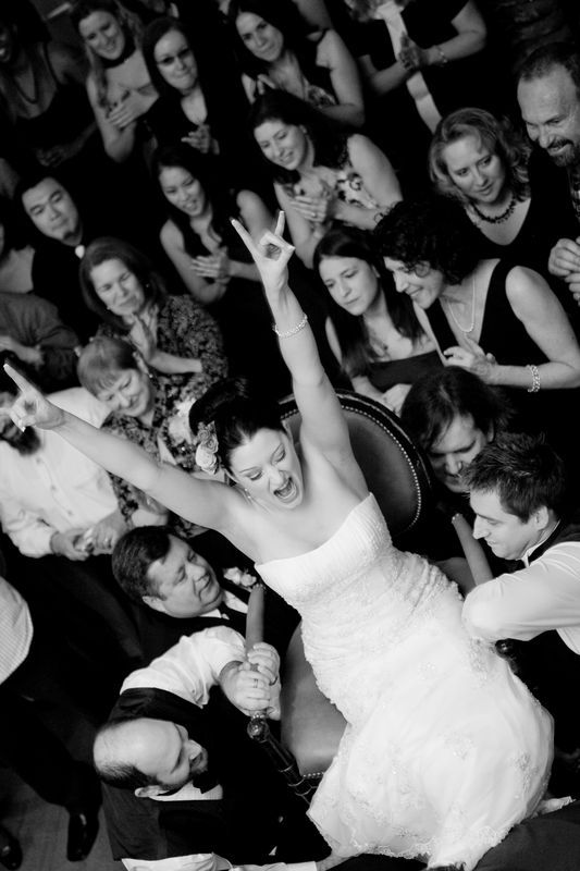 Reception, Flowers & Decor, white, black, Bride, Groom, Dance, Wedding, First, Jewish, Hora, Blueberry photography