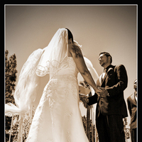 Ceremony, Inspiration, Flowers & Decor, white, black, Bride, Groom, Board, Do, Married, I, Sepia, Bella spose