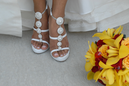 Jewelry, Bridesmaids, Bridesmaids Dresses, Shoes, Fashion, white, silver, Wedding, Custom, Bridal, Made, Sandals, Jeweled, Dikuza