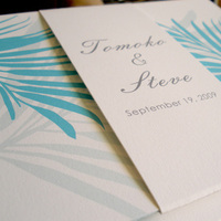 Stationery, white, blue, Invitations, Olive hue