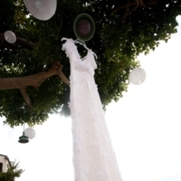 Wedding Dresses, Fashion, white, green, dress, Outdoor, Gown, Tealight weddings events
