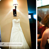 Wedding Dresses, Fashion, yellow, dress, Bride, Getting, Ready, Laughing, Kristi lloyd photography