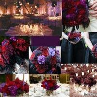 Flowers & Decor, purple, Flowers, Puple
