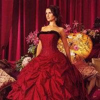 Wedding Dresses, Fashion, red, dress