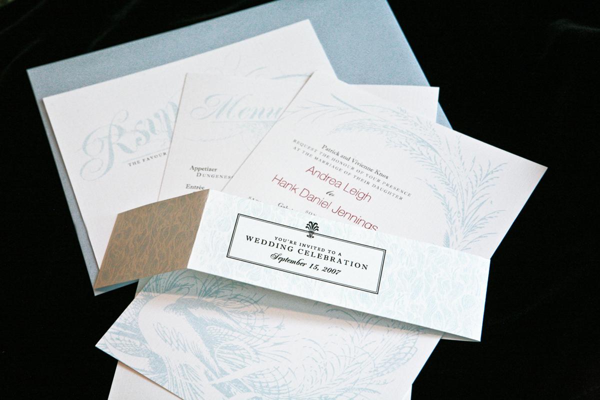 Beauty, Stationery, white, blue, invitation, Feathers, Invitations, Menu, Wedding, Band, Bird, Card, Celebration, Belly, Feather, Reply, Avant, Garde