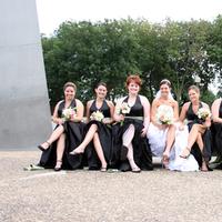Bridesmaids, Bridesmaids Dresses, Fashion, black, Pristine portraits