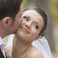Beauty, white, Makeup, Bride, Kiss, Hair, The, Be yourself beauty featuring motives cosmetics - nancy hathaway-hopowiec