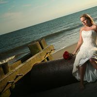 Wedding Dresses, Beach Wedding Dresses, Fashion, dress, Beach, Portrait, Gown, Ocean, Trash the dress, Rich samuels photo graphix