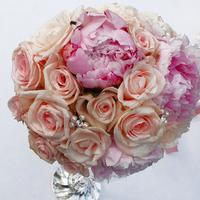 Ceremony, Flowers & Decor, white, yellow, pink, silver, Ceremony Flowers, Flowers, Hudson valley photo