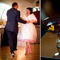 Reception, Flowers & Decor, Wedding Dresses, Fashion, pink, dress, Centerpieces, Flowers, Centerpiece, Kim lange events, Flower Wedding Dresses