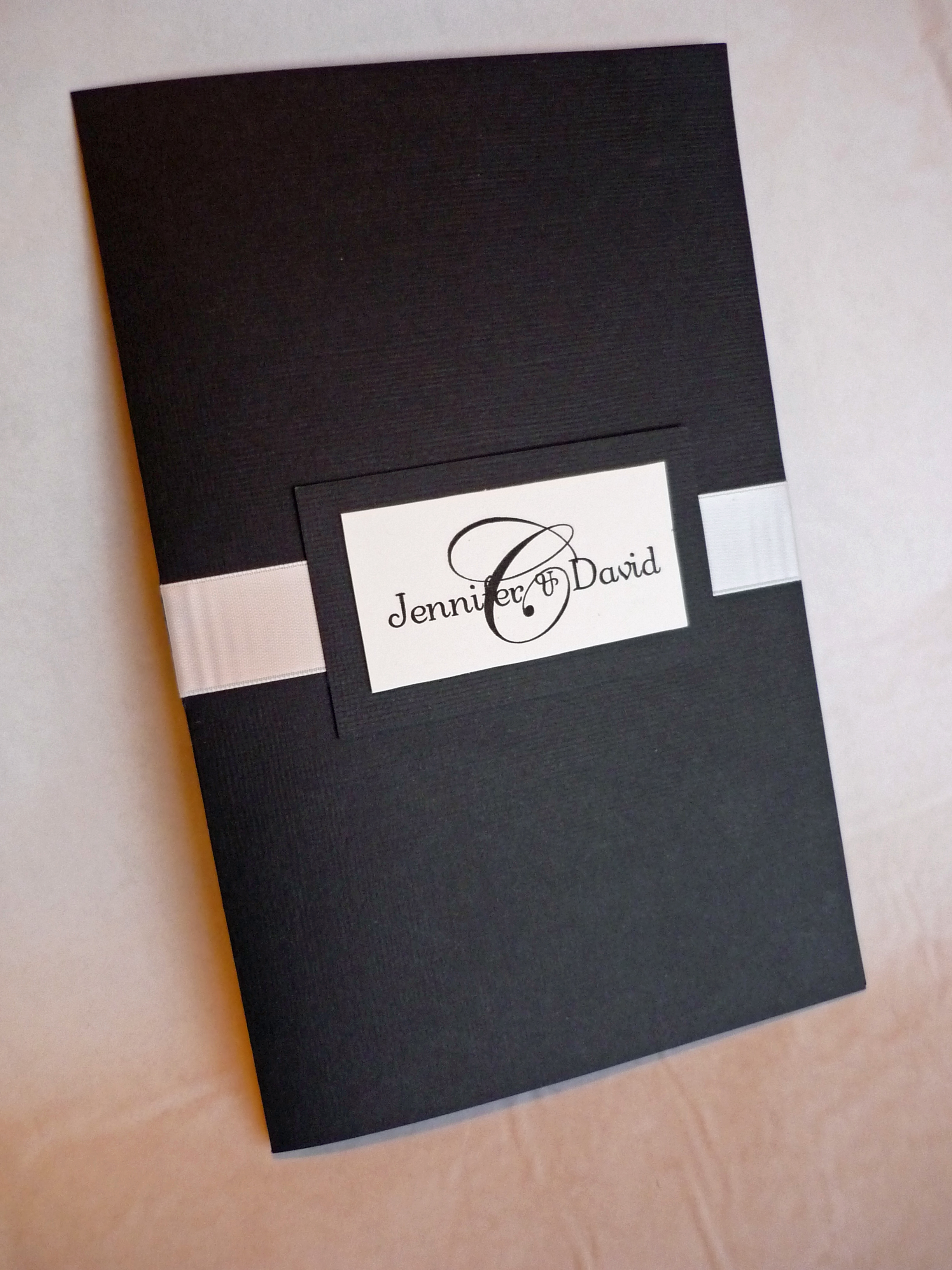 Stationery, white, black, Invitations, Big day boutique