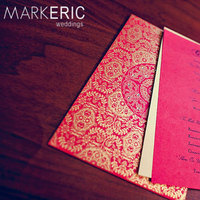 Inspiration, Stationery, red, gold, Invitations, Board, Mark eric photography