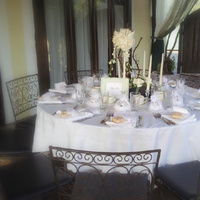 Reception, Flowers & Decor, Centerpieces, Centerpiece, Restaurant