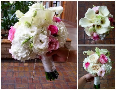 Flowers & Decor, yellow, pink, Flowers, Calla, Rose, Hydrangea, Lily, Edens echo floral design event services