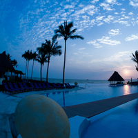 Beauty, gold, The, Grand velas all suites spa resort, riviera nayarit