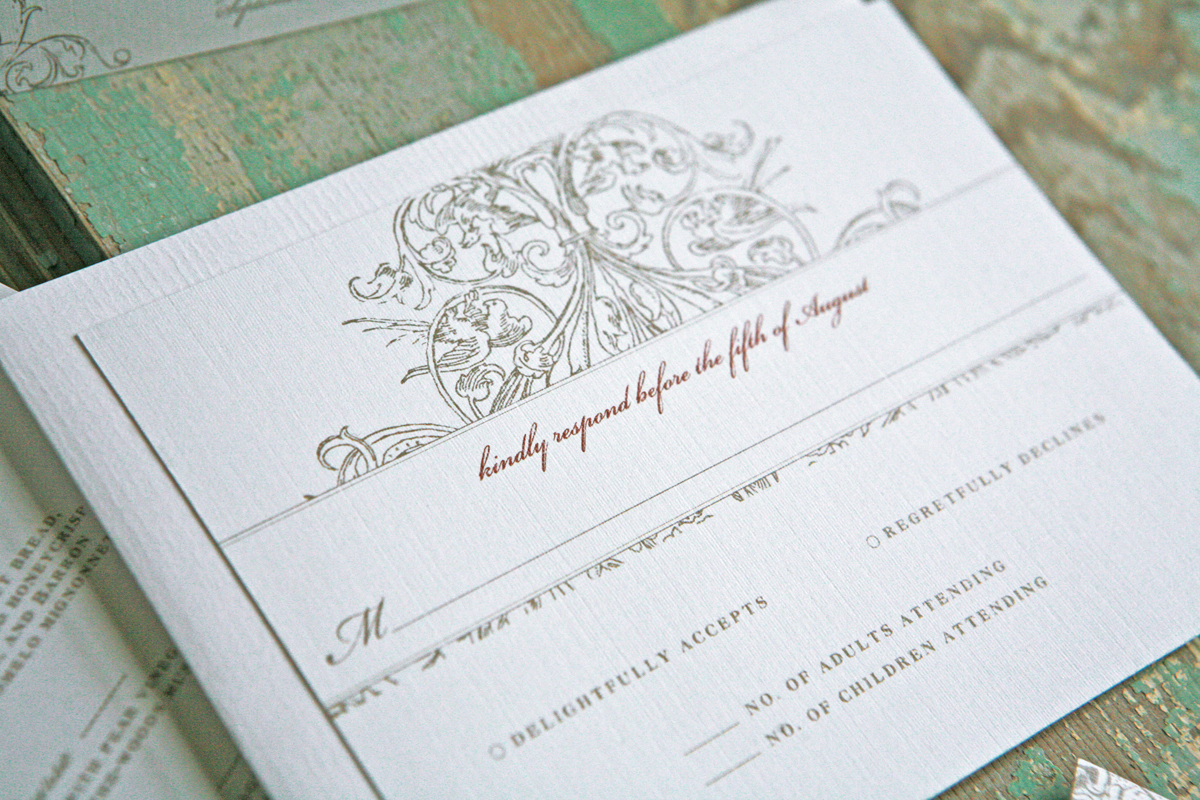 Stationery, Paper, white, red, gold, Invitations, Accessories, Wedding, Rsvp, The, Date, Card, Goods, Reserve, Handmade, Reply, Lanodesignstudio