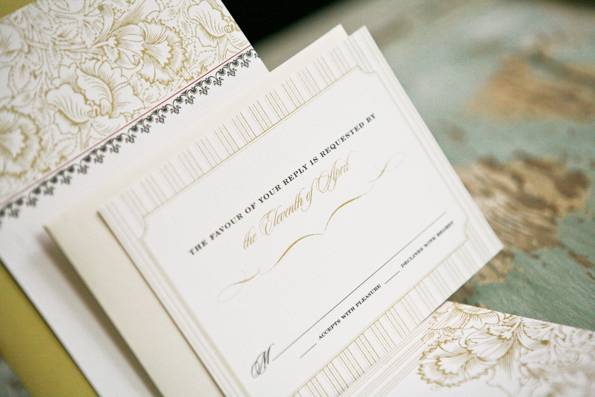Stationery, white, black, gold, Invitations, Rsvp, Weddings, Card, Response, Reply, Lanodesignstudio