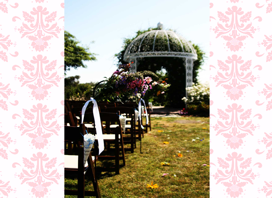Ceremony, Flowers & Decor, Garden, In the pink weddings events