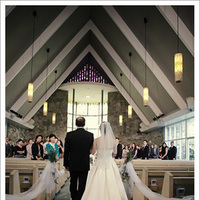 Ceremony, Flowers & Decor, Bride, Father, Church, Aisle, Mieng saetia photography