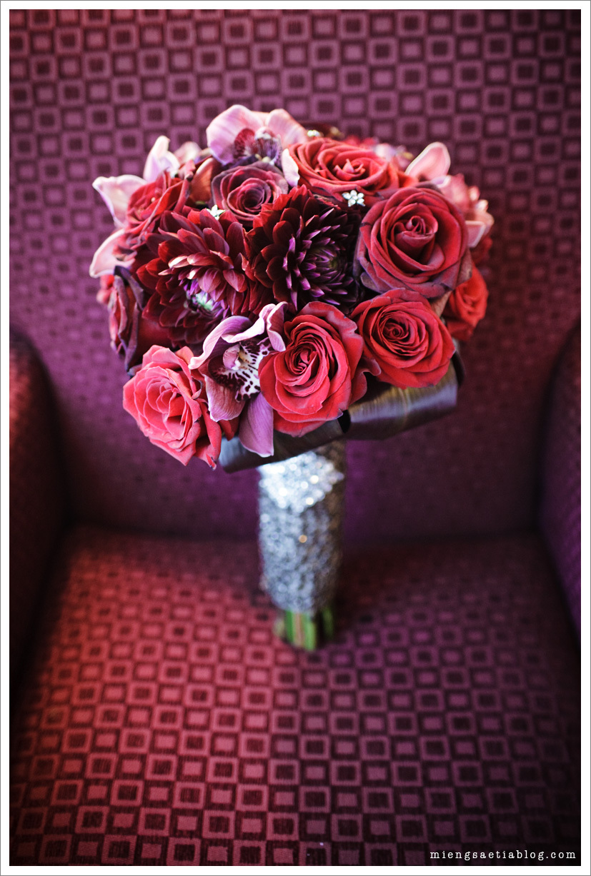 Flowers & Decor, red, Bride Bouquets, Flowers, Bouquet, Mieng saetia photography