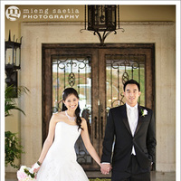 Bride, Groom, Portrait, Mieng saetia photography