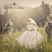 Wedding Dresses, Veils, Fashion, white, green, dress, Men's Formal Wear, Bride, Groom, Veil, Grass, Sash, Suit, Field, Grassy, Field of grass, Grassy field