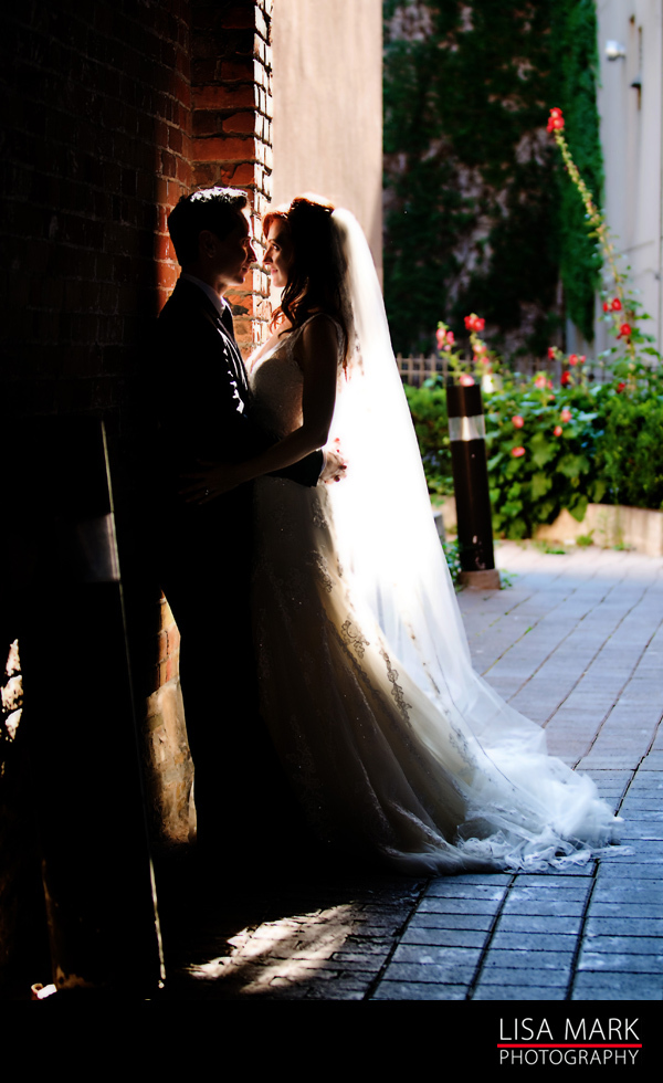 Beauty, Wedding Dresses, Fashion, dress, Bride, Groom, Hair, Moment, Private, Alley, Lisa mark photography