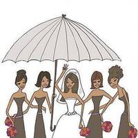 Bridesmaids, Bridesmaids Dresses, Fashion, brown, Cards, You, Thank