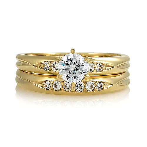 Jewelry, white, yellow, gold, Engagement Rings, Engagement ring, Wedding ring, Newoutletcom, Cz ring, Cubic zirconia ring, Cubic zirconia jewelry, Gold jewelry, Gold tone jewelry