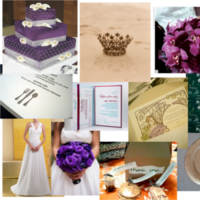 Inspiration, Flowers & Decor, Wedding Dresses, Cakes, Fashion, purple, cake, dress, Flowers, Board, Thoughts, Flower Wedding Dresses