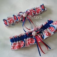 Ceremony, Reception, Flowers & Decor, white, red, blue, Baseball, Garters by gingersnap