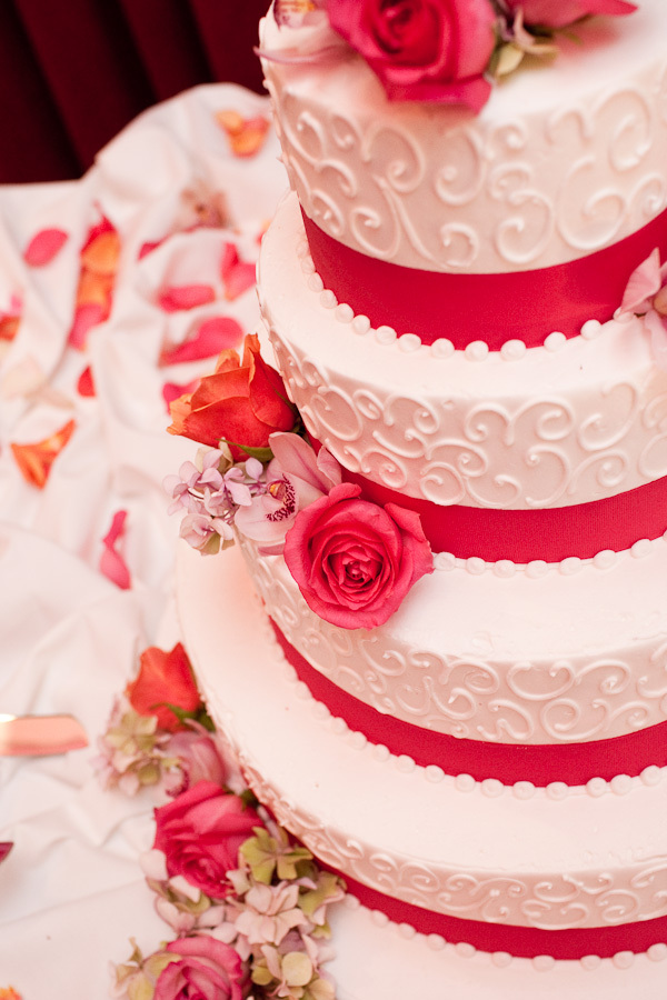 Flowers & Decor, Cakes, pink, cake, Flowers, Henry chan photography