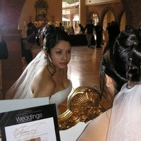 Beauty, Reception, Flowers & Decor, white, Makeup, Hair, Hair psychiatry