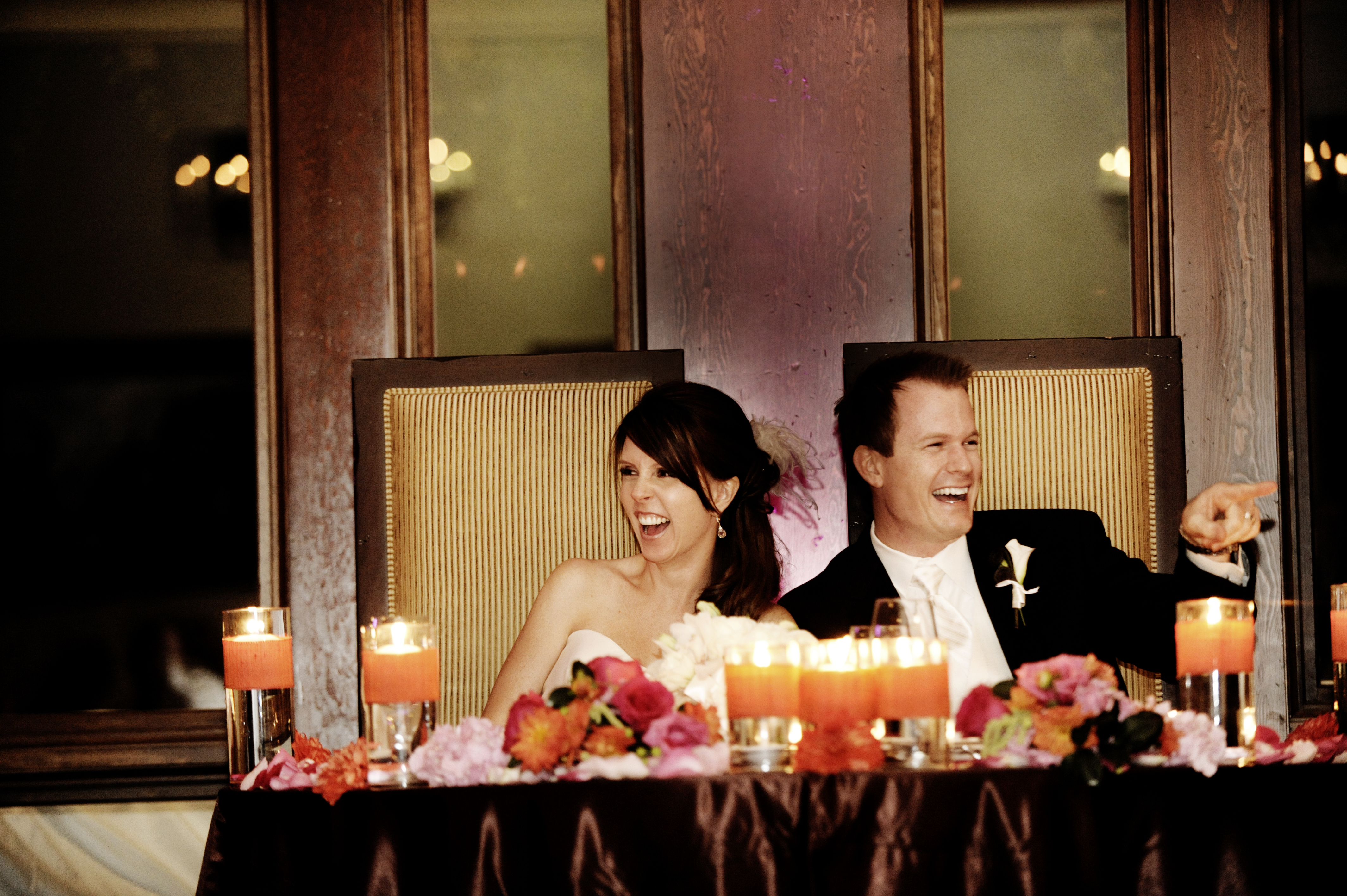 Photography, brown, Modern, Wedding, Table, Head, Fushia, Klk, Vibrant, Luxury, Kristi, Klemens