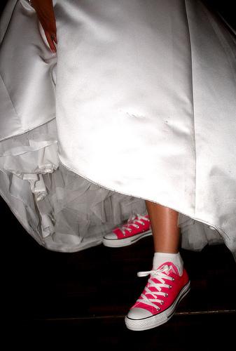 Ceremony, Flowers & Decor, Shoes, Fashion, pink, Converse