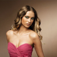 Bridesmaids, Bridesmaids Dresses, Fashion, pink, Jim hjelm occasions