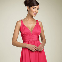 Bridesmaids, Bridesmaids Dresses, Fashion, pink, Jim hjelm occasions