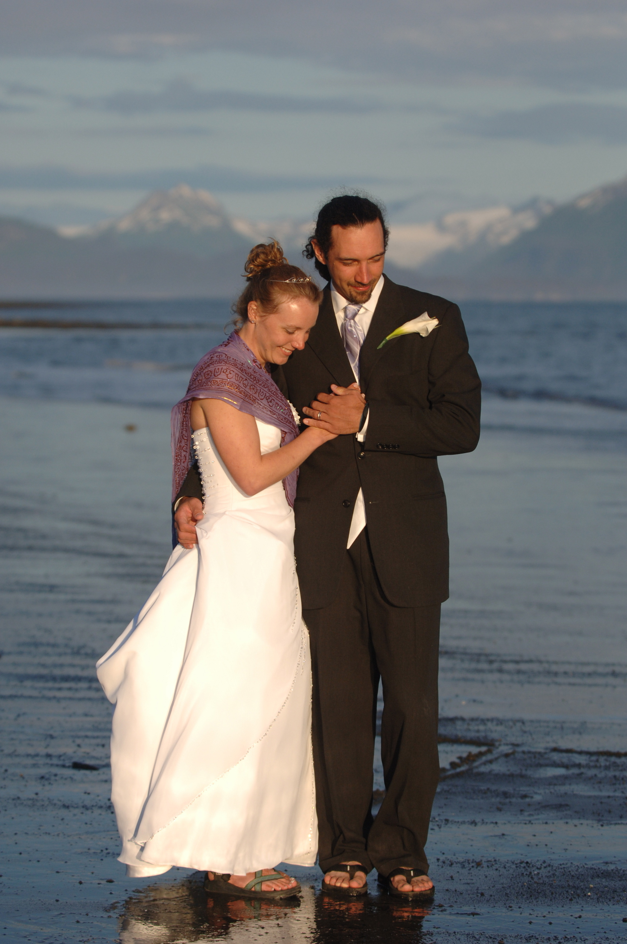 Wedding Dresses, Beach Wedding Dresses, Fashion, purple, dress, Beach, Outdoor, Nooy weddings