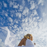 Inspiration, Wedding Dresses, Fashion, white, blue, dress, Board, Tammy swales photography