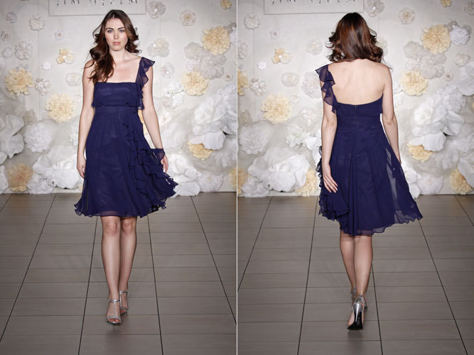 Bridesmaids, Bridesmaids Dresses, Fashion, blue, Navy