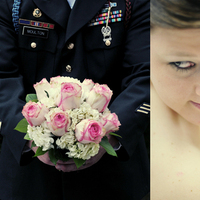 Flowers & Decor, white, pink, Bride Bouquets, Bride, Flowers, Sweet exposure photography by courtney cooper rosen