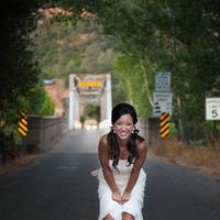 Beauty, Flowers & Decor, Wedding Dresses, Fashion, dress, Bride Bouquets, Bride, Flowers, Hair, Flower Wedding Dresses